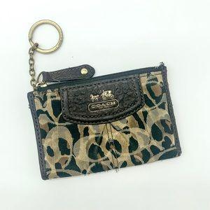 Coach wallet Mini